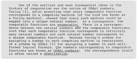 Godel Numbers A New Approach To Structured Programming SIGPLAN Notices 15 No 4 April 1980 Pp 70 74 Download Pdf At Bottom Part Of Page